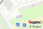 Схема проезда до компании Рэмболл Энвайрон Си-Ай-Эс в Москве