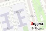 Схема проезда до компании Живоносный Источник в Москве