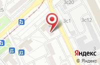 Схема проезда до компании Капстрой в Москве