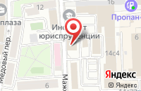 Схема проезда до компании Ваш Удачный Выбор в Москве