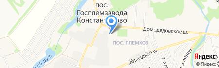 Зоомагазин на карте государственного племенного завода