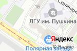Схема проезда до компании Полярная Звезда в Москве