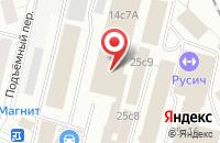 Схема проезда до компании Партнер Логистик в Москве
