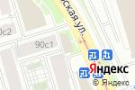 Схема проезда до компании Иколайн плюс в Москве