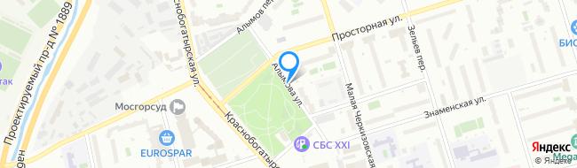 Алымова улица