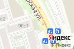 Схема проезда до компании БКФ-Консалт в Москве