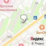 Магазин салютов Видное- расположение пункта самовывоза