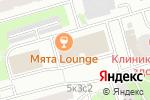 Схема проезда до компании Фотоателье на Каширском шоссе в Москве
