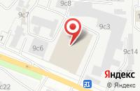Схема проезда до компании Агентство Дельта Принт в Москве