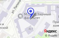 Схема проезда до компании ИНЖИНИРИНГОВАЯ ФИРМА ИНЖЕНЕРНЫЕ СИСТЕМЫ И СЕРВИС в Москве