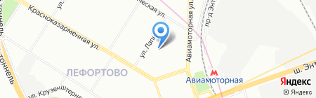 Абак-2000 на карте Москвы