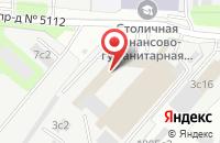 Схема проезда до компании Компаньон-Линк в Москве