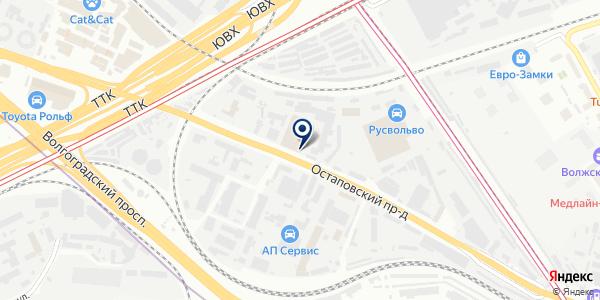 FormPlast на карте Москве