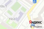 Схема проезда до компании Средняя общеобразовательная школа №363 в Москве