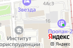 Схема проезда до компании НКО Премиум в Москве