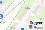 Схема проезда до компании Магазин мужской и женской одежды в Москве