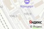 Схема проезда до компании Поли-Бестер в Москве