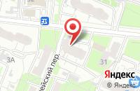 Схема проезда до компании Финанскэпитал в Мытищах