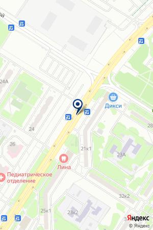 NORMOKNA на карте Мытищ