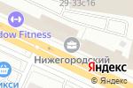 Схема проезда до компании Магазин гобелена и текстиля в Москве