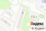 Схема проезда до компании СП Технологии в Москве