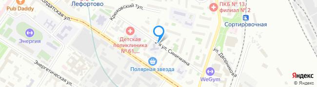 улица Синичкина 2-я