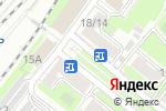 Схема проезда до компании К-Ассоль в Москве