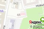 Схема проезда до компании Контейнер-сервис в Москве