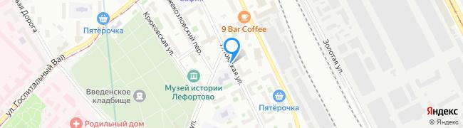 Ухтомская улица