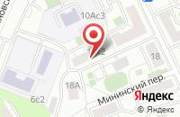 Схема проезда до компании Гранд Стайл в Москве