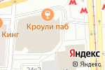 Схема проезда до компании BDO в Москве