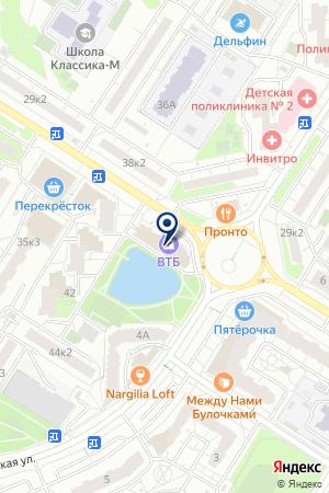 IB-MODELS МОДЕЛЬНОЕ АГЕНТСТВО на карте Мытищ