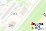 Схема проезда до компании Эго в Москве