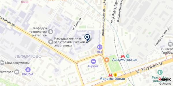 ПСК Персонал на карте Москве