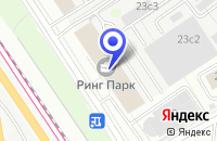 Схема проезда до компании ТФ БИ-ЭЙ-СИ КОМПАНИЯ в Москве