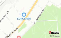 Москва, Ярославское шоссе, 124