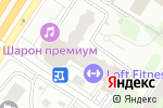 Схема проезда до компании Фараон в Москве