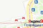 Схема проезда до компании ElekMart в Москве