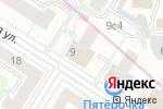 Схема проезда до компании Столичный курьер в Москве