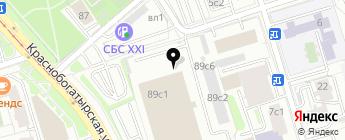 Profkolor на карте Москвы