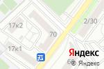 Схема проезда до компании Хмель и солод в Москве