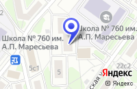Схема проезда до компании САЛОН КРАСОТЫ АЛИВИ в Москве