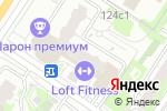 Схема проезда до компании Московский молодежный многофункциональный центр в Москве