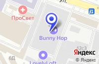 Схема проезда до компании ПТФ АЛЛЕГРО в Москве