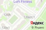Схема проезда до компании SummitLevel в Москве