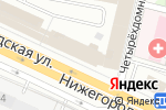 Схема проезда до компании Hand Group в Москве