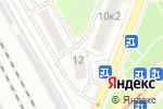 Схема проезда до компании Partstrade в Москве