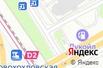 Схема проезда до компании Авто Юго-Восток в Москве