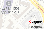 Схема проезда до компании Vizitkabox в Москве