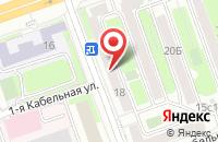 Схема проезда до компании Стартворцентр в Москве